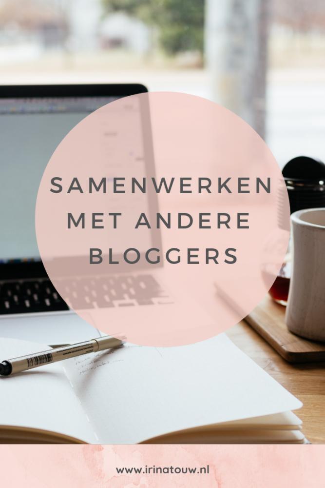 Blogtips #15 - Samenwerken met andere bloggers