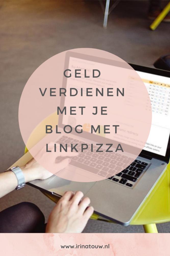 Blogtips #33 - Makkelijk geld verdienen aan je blog met LinkPizza
