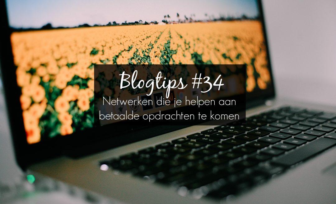 Blogtips 34 Netwerken Die Je Helpen Aan Betaalde Opdrachten Te