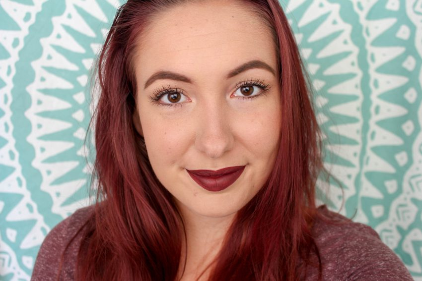 MUA Velvet Lip Laquers - Poise, Panache, Flair, Splash & Colour Enhance Laquer