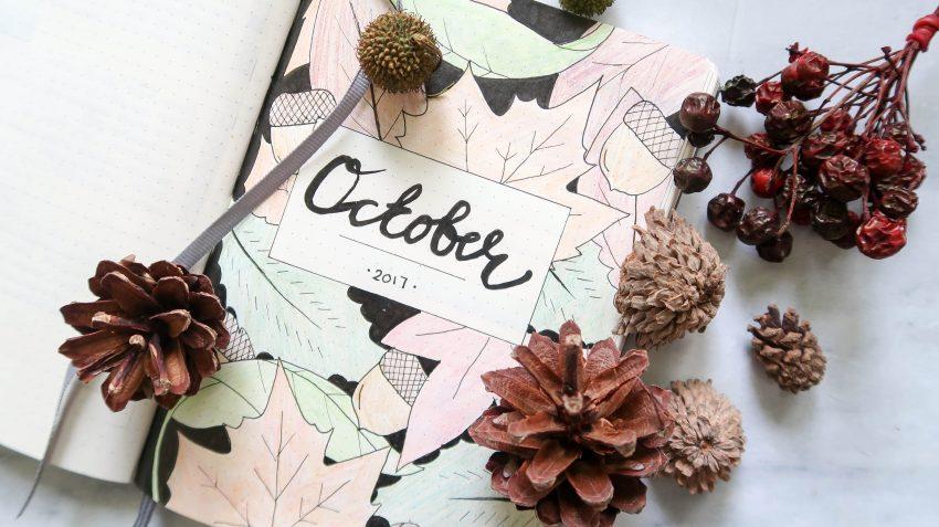 Mijn doelen voor oktober