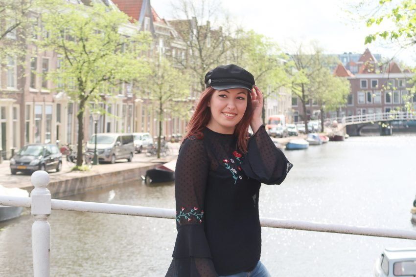 Outfit | Spring in Leiden