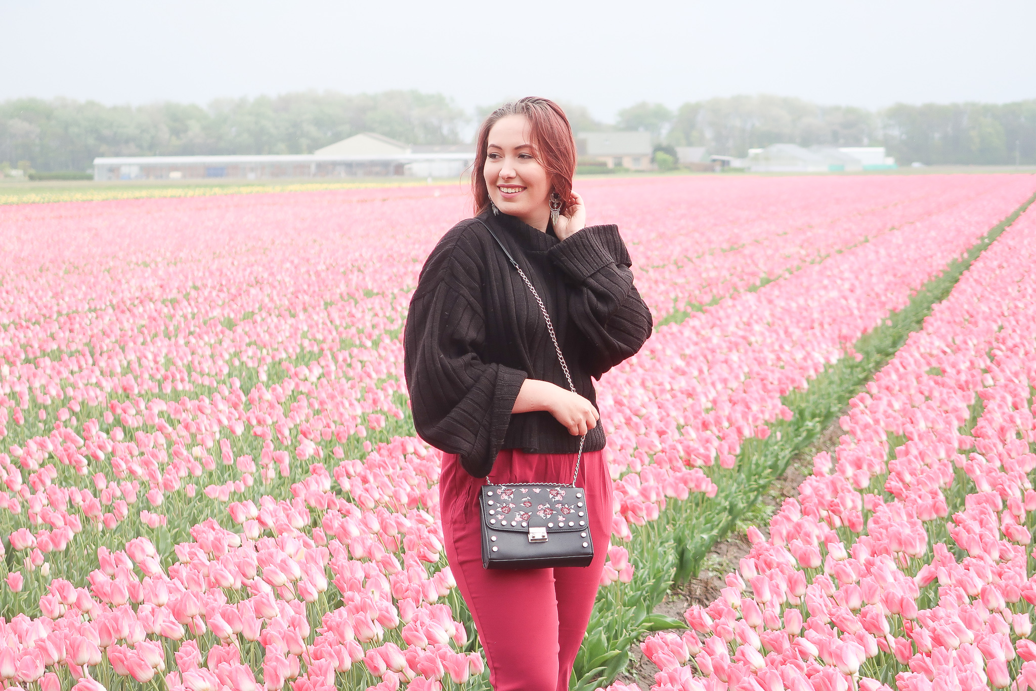 Outfit | Tussen de bloemen