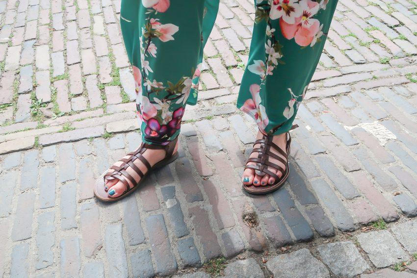Outfit | Flowy broek met een prachtig uitzicht