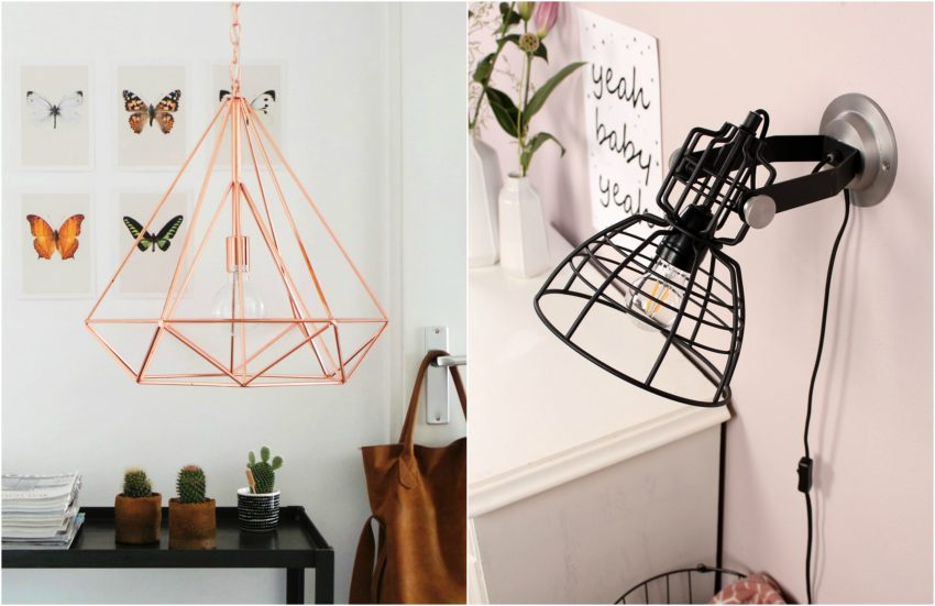 Room make-over inspiratie: lampen