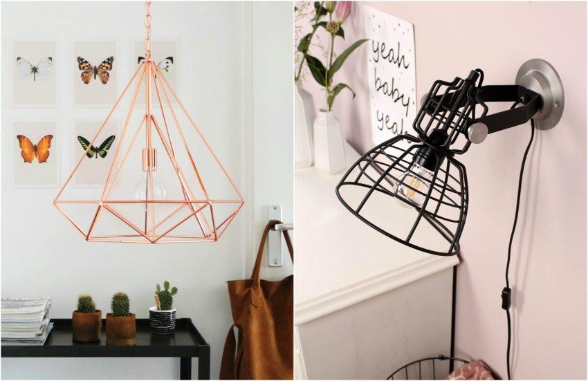 Room make-over inspiratie: lampen