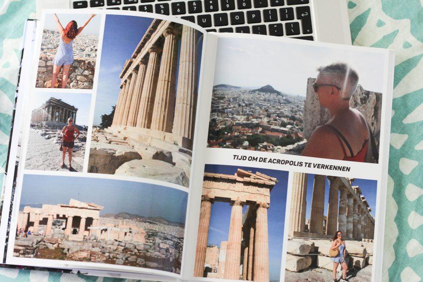 Zelf een fotoalbum maken via Het Fotoalbum.nl