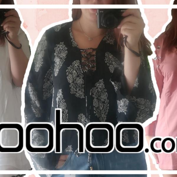 €450 herfst Boohoo try-on shoplog // help mij kiezen