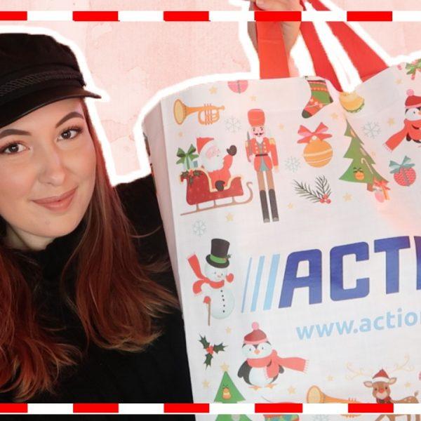 Mega Action shoplog - kerst spullen