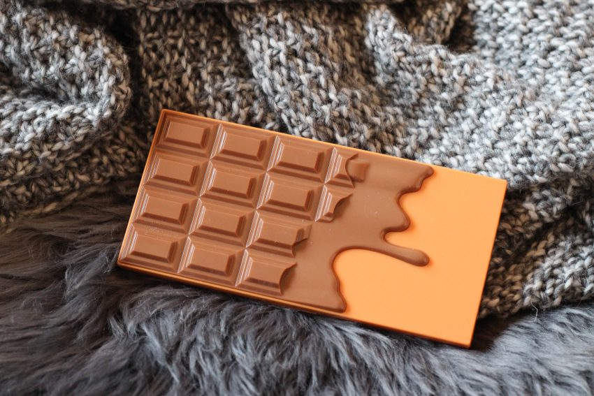 I heart Revolution Chocolate Heart cadeauverpakking - first impression + review