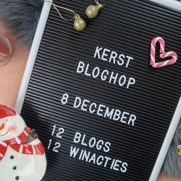 Kerst bloghop 2018 - WIN 12x een geweldige kerst winactie