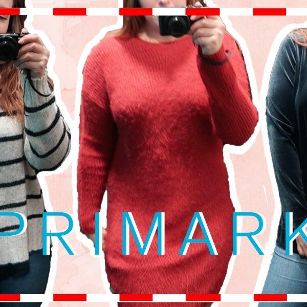 Primark kerst/winter pashokjes shoplog