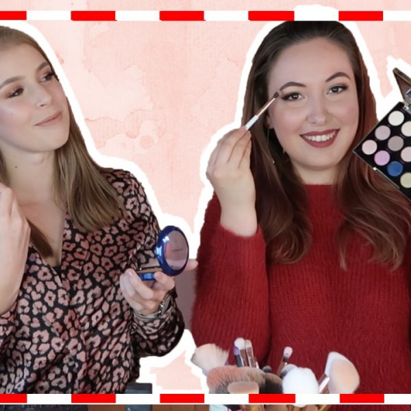 Kerst make up en kletsen met Make me Blush