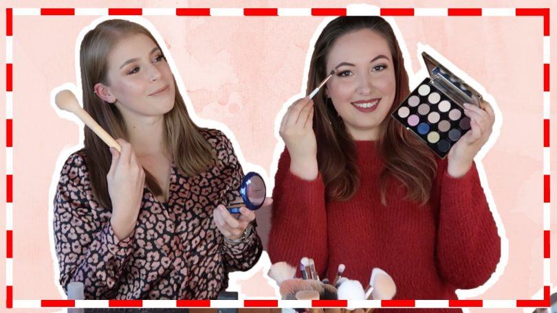 Kerst make up en kletsen met Make me Blush