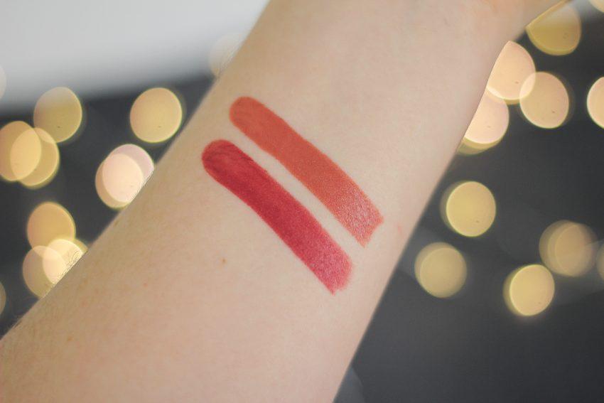 Colourpop Disney Designer crème lux lipsticks Belle en Ariel
