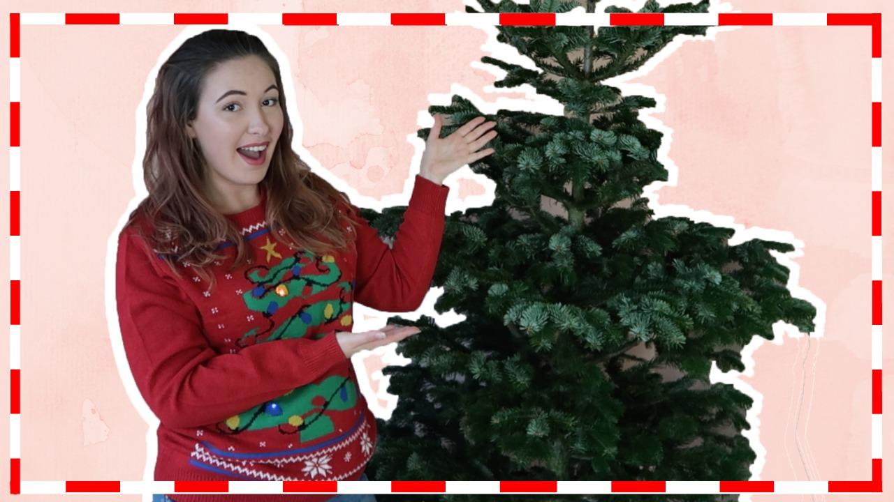 Kerstboom & huis versieren voor de kerst