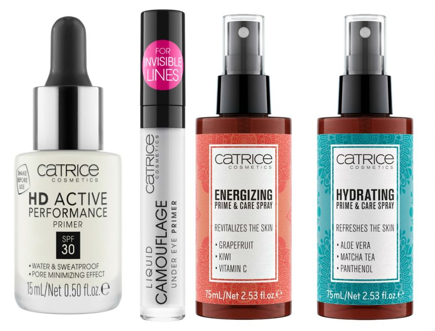 Catrice assortiment update lente/zomer 2019