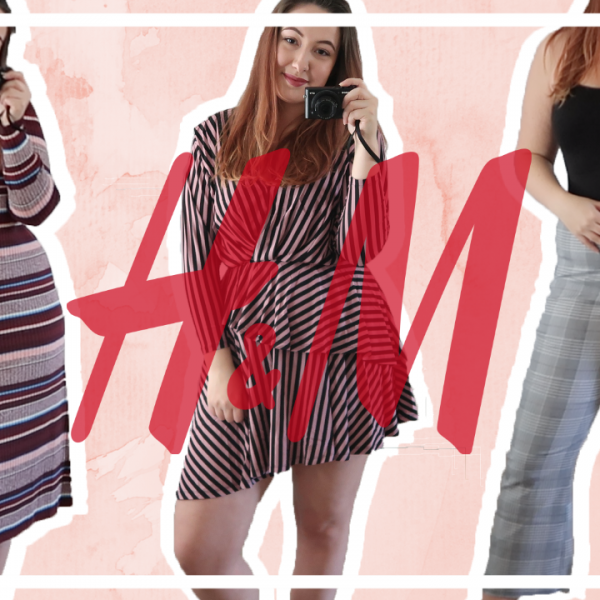 Mega H&M sale shoplog (try-on)