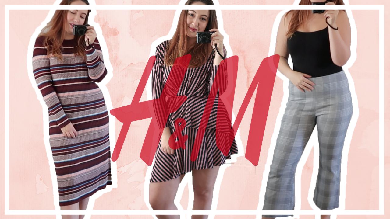 Mega H&M sale shoplog (try-on)