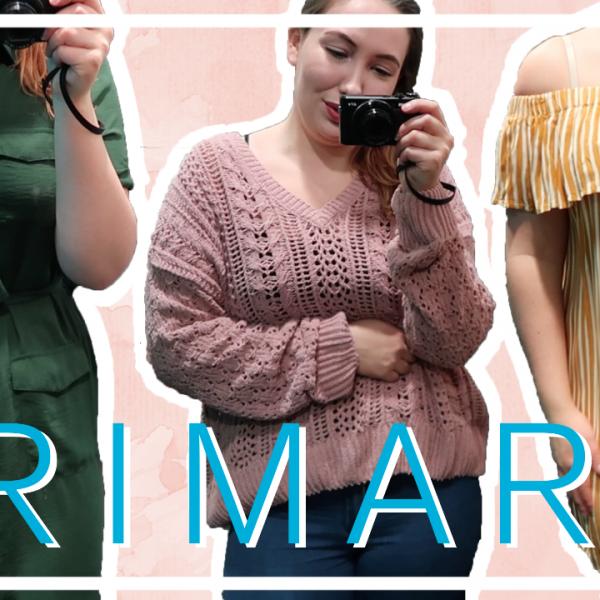 Primark pashokjes shoplog - maart 2019