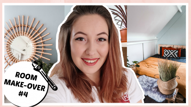 Heel veel planten, pallet bed & decoreren // Room make-over #4