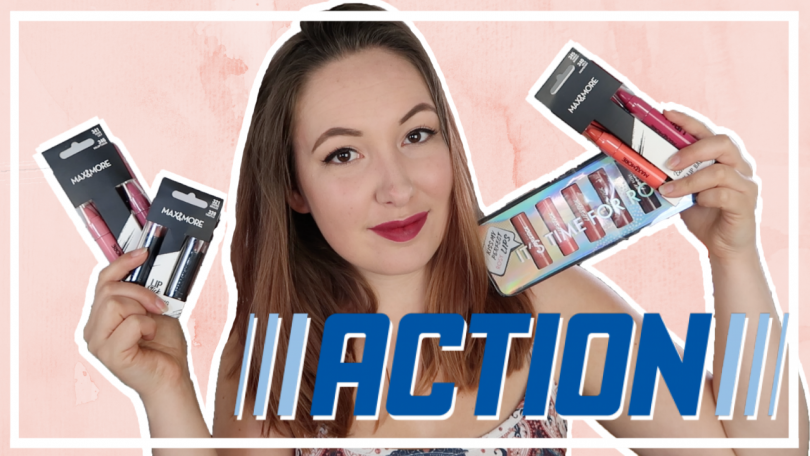 16 Action lipsticks testen