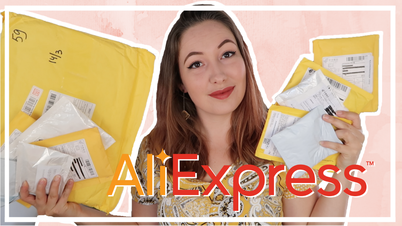 Mega AliExpress shoplog + winactie