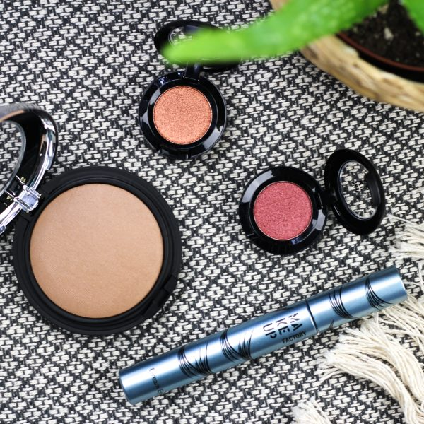 Make Up Factory Bronzing collectie