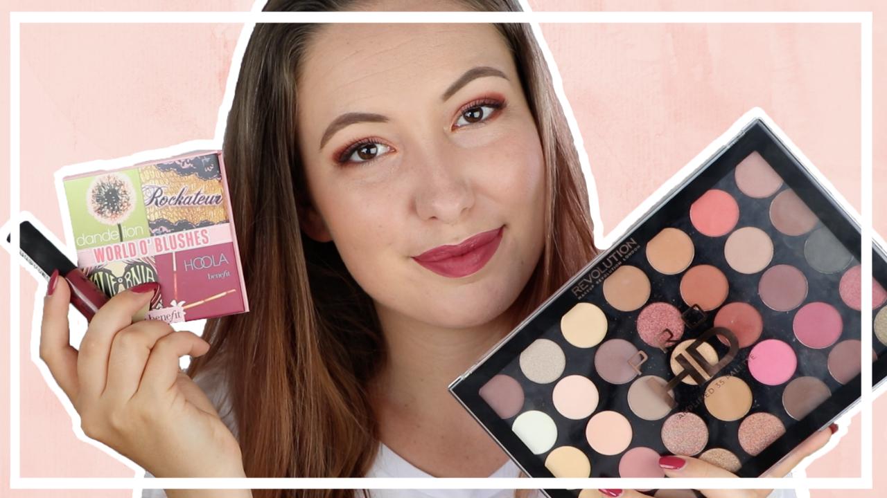 Make up & kletsen met nieuwe producten