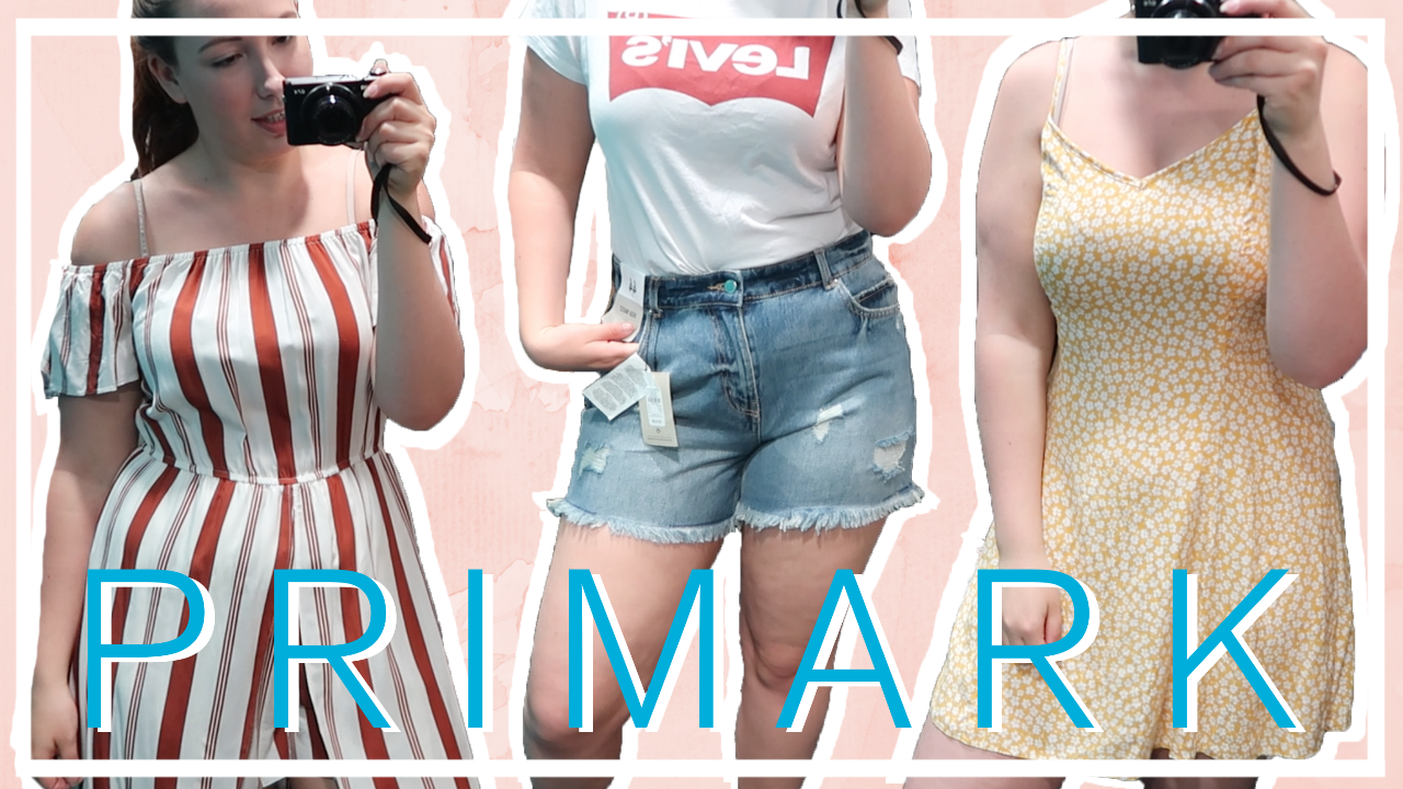 Primark pashokjes shoplog - mei 2019