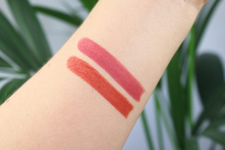 Colourpop Créme Lux lipsticks 21 Questions & Mesmerize