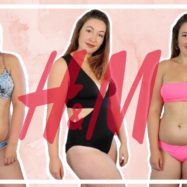 H&M bikini & badpak shoplog