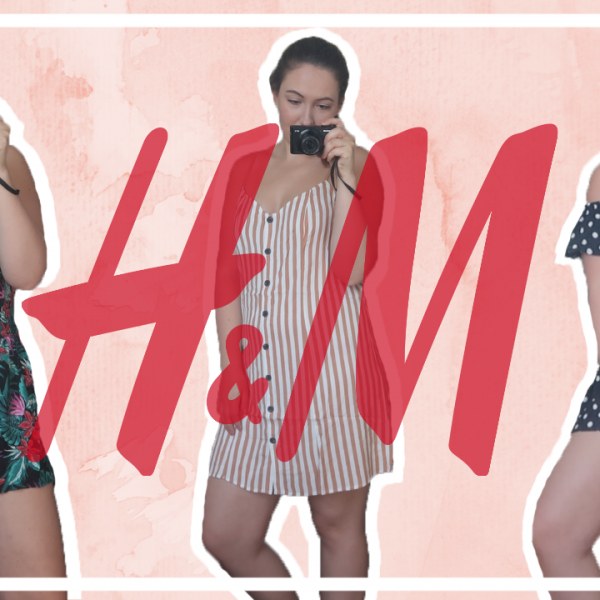 Mega try-on H&M shoplog - zomer 2019