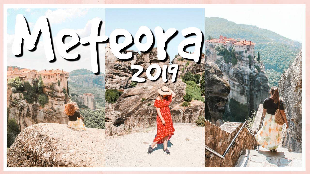 Meteora van mijn bucketlist afvinken // VAKANTIEVLOG #2 2019