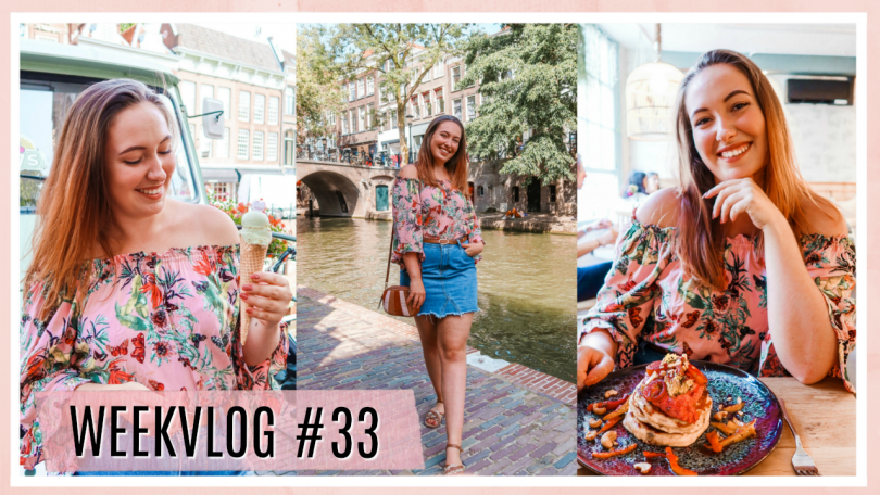 Action shoplog & Instagram foto's maken // WEEKVLOG #33