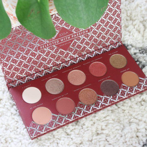 Zoeva Spice of Life eyeshadow palette