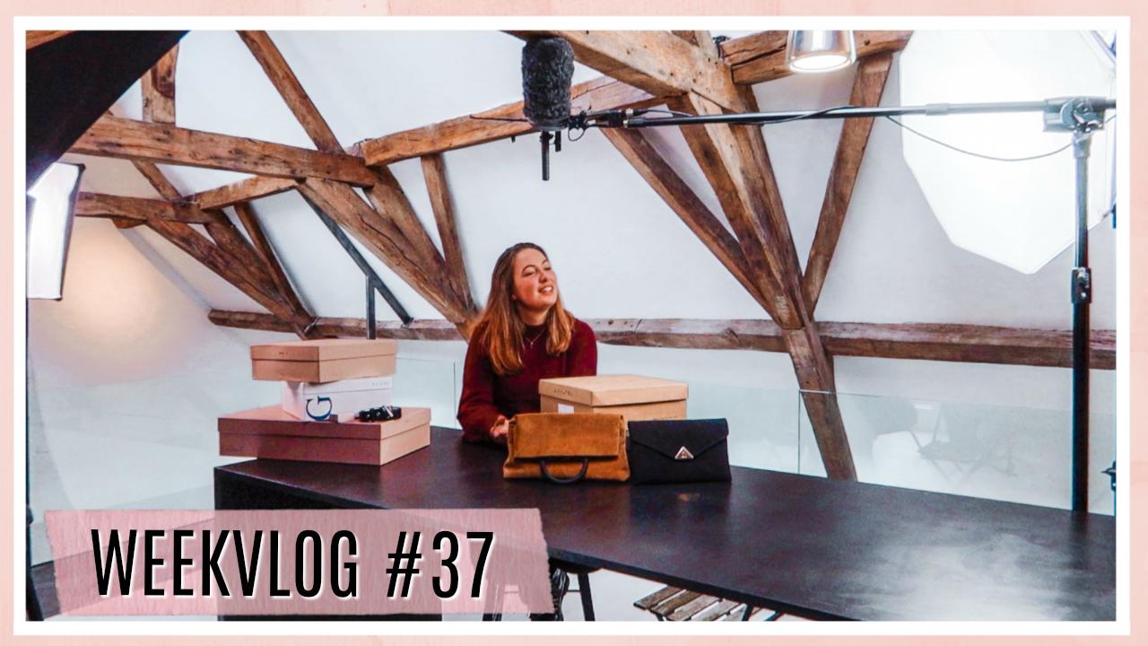 Antwerpen met Omoda & Primark shoppen // WEEKVLOG #37