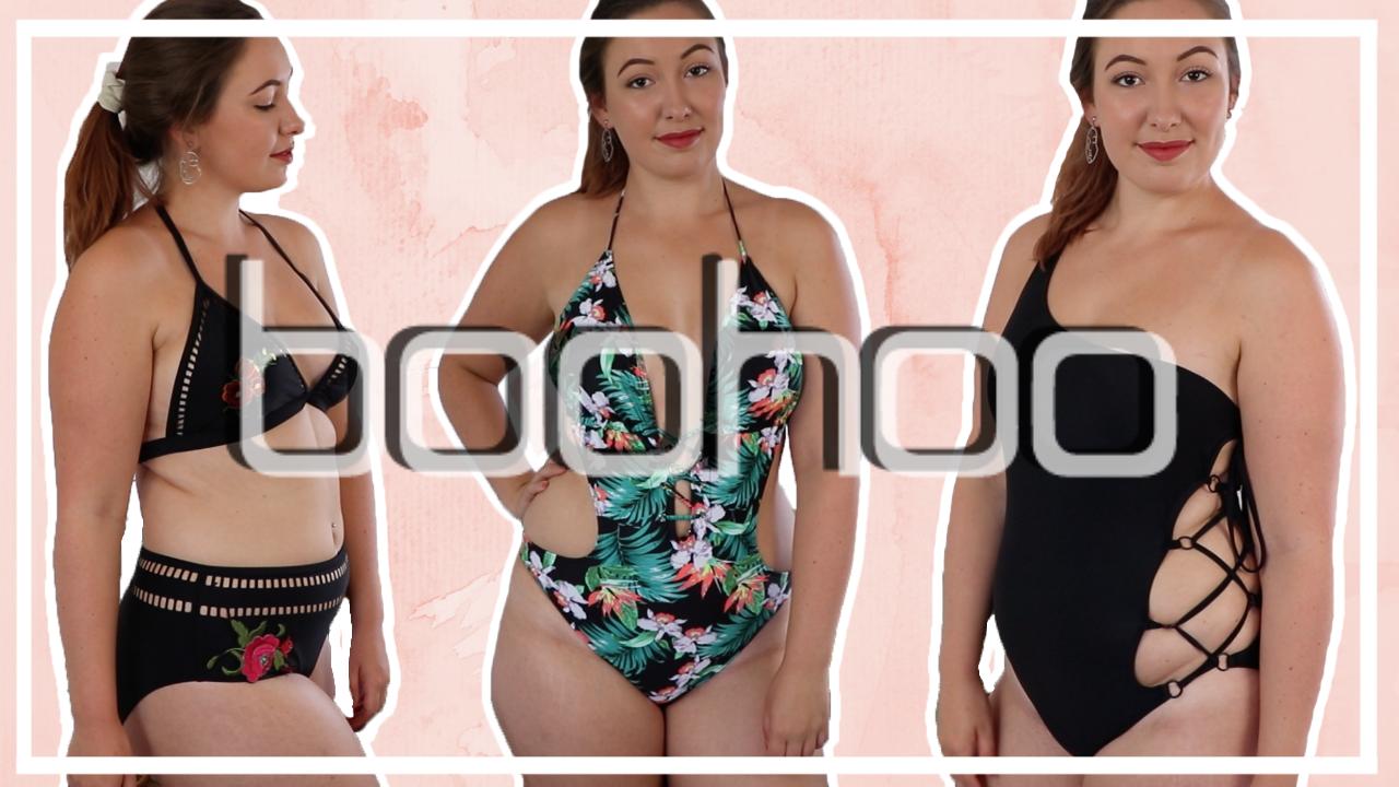 Boohoo bikini en badpak shoplog