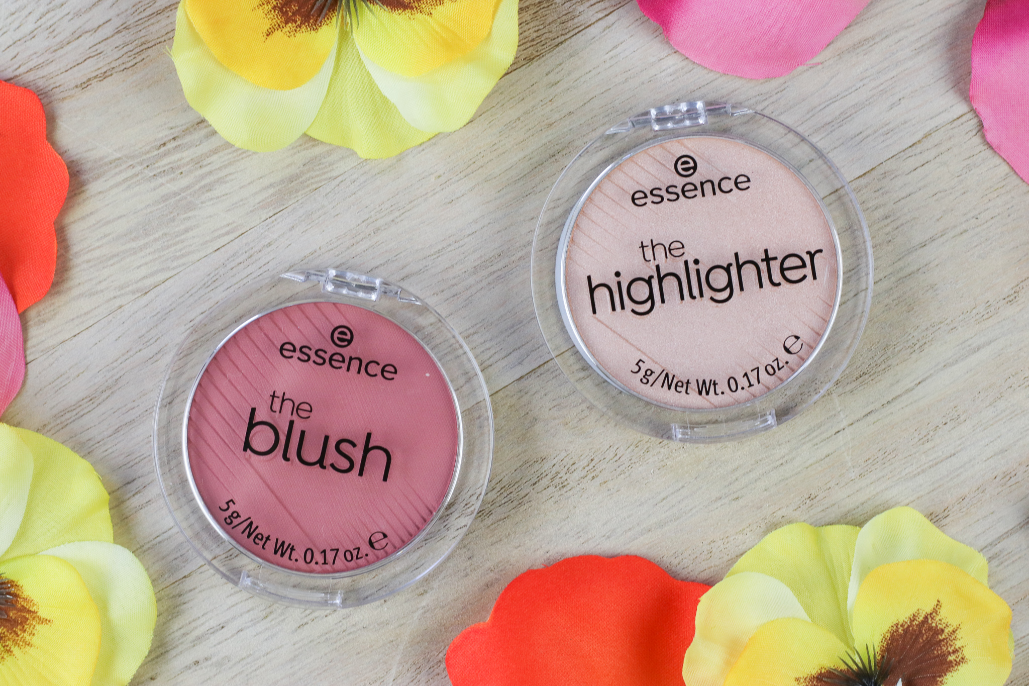 Essence The Blush & The Highlighter
