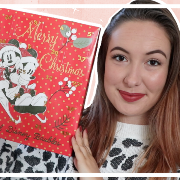 Primark Disney adventskalender 2019 unboxing