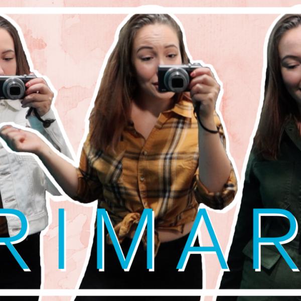 Primark pashokjes shoplog - september 2019