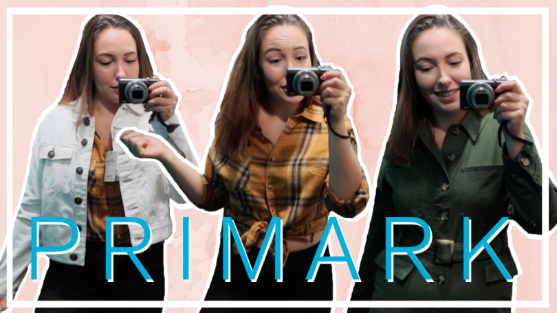 Primark pashokjes shoplog - september 2019