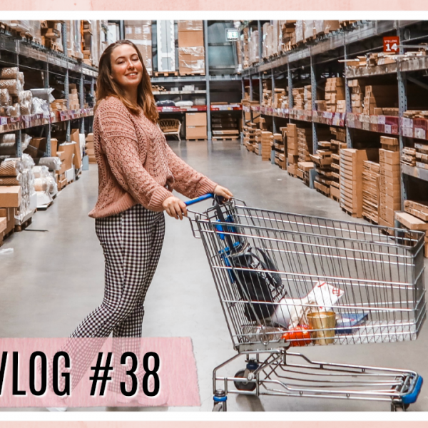 IT Chapter 2, gezellig lunchen & IKEA shoplog // WEEKVLOG #38