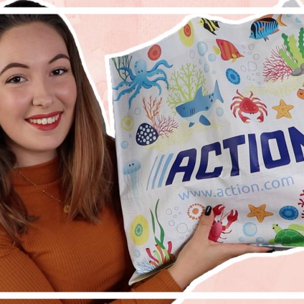 Action shoplog - oktober 2019