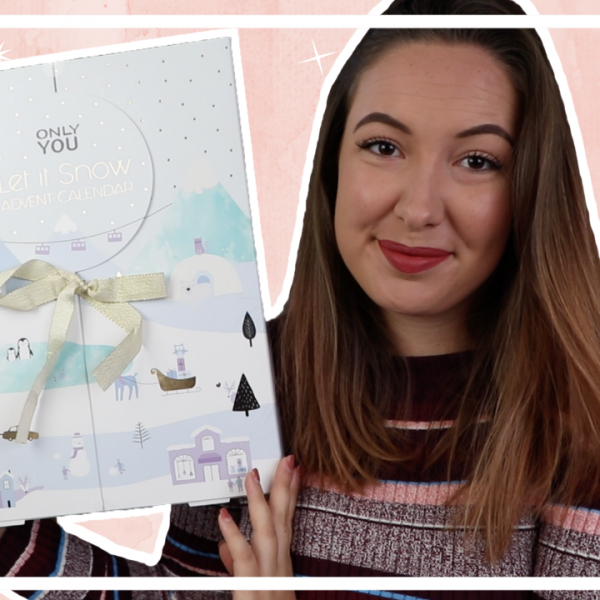 ICI Paris XL Only You adventskalender 2019 unboxing