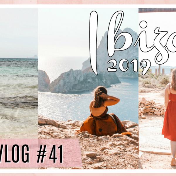 Hippie markten & prachtige uitzichten op Ibiza // WEEKVLOG #41