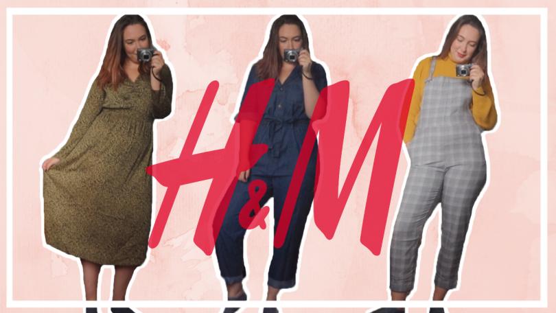 Try-on H&M shoplog - herfst 2019