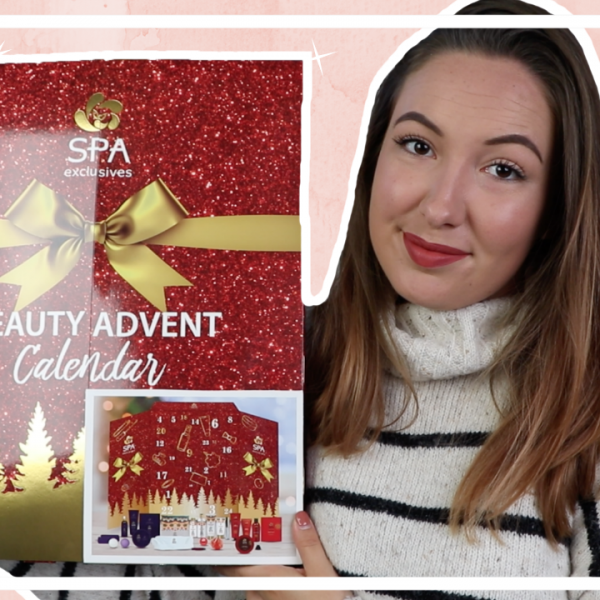Action Spa Exclusives adventskalender 2019 unboxing
