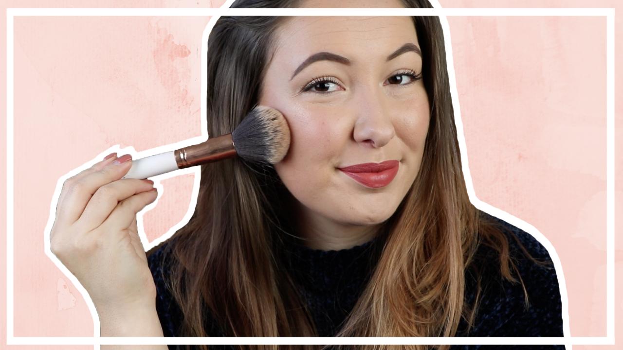 Dagelijkse make up routine // december 2019