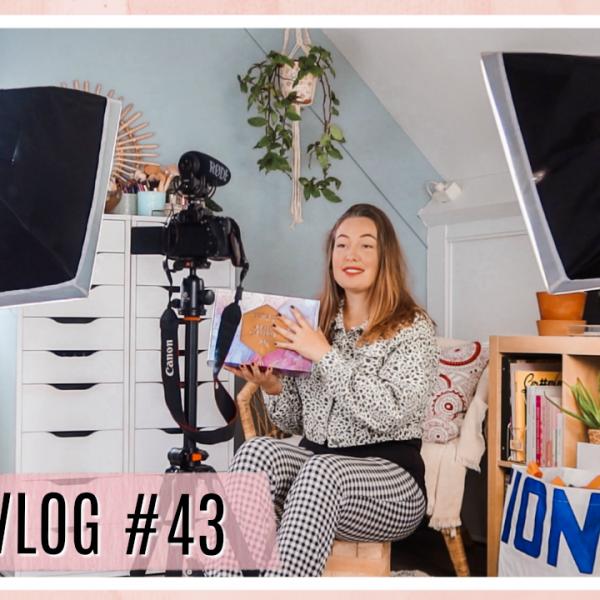Kleine shoplog & update over Brownie // WEEKVLOG #43